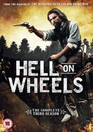 """Hell on Wheels"" - British DVD cover (xs thumbnail)"