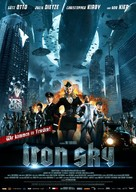 Iron Sky - German Movie Poster (xs thumbnail)
