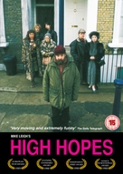High Hopes - British Movie Cover (xs thumbnail)