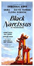 Black Narcissus - British Movie Poster (xs thumbnail)