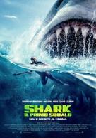 The Meg - Italian Movie Poster (xs thumbnail)