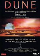 Dune - Spanish DVD cover (xs thumbnail)