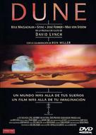Dune - Spanish DVD movie cover (xs thumbnail)
