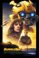Bumblebee - Mexican Movie Poster (xs thumbnail)
