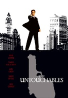 The Untouchables - Movie Cover (xs thumbnail)