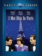 I Met Him in Paris - DVD movie cover (xs thumbnail)
