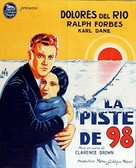 The Trail of '98 - French Movie Poster (xs thumbnail)