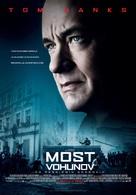 Bridge of Spies - Slovenian Movie Poster (xs thumbnail)