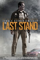 The Last Stand - Danish Movie Poster (xs thumbnail)