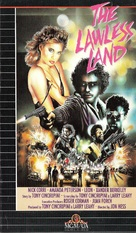The Lawless Land - VHS movie cover (xs thumbnail)