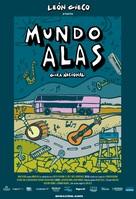 Mundo alas - Uruguayan Movie Poster (xs thumbnail)