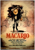 Macario - Mexican Movie Poster (xs thumbnail)