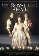 En kongelig affære - Italian Movie Poster (xs thumbnail)
