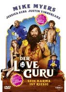 The Love Guru - German DVD cover (xs thumbnail)