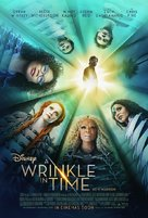 A Wrinkle in Time - British Movie Poster (xs thumbnail)