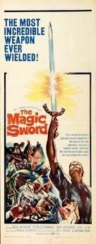 The Magic Sword - Movie Poster (xs thumbnail)