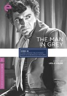 The Man in Grey - DVD cover (xs thumbnail)