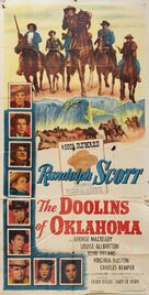 The Doolins of Oklahoma - Movie Poster (xs thumbnail)