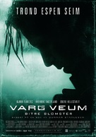 Varg Veum - Bitre blomster - Norwegian poster (xs thumbnail)