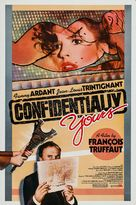 Vivement dimanche! - Movie Poster (xs thumbnail)