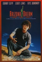 Arizona Dream - Movie Poster (xs thumbnail)