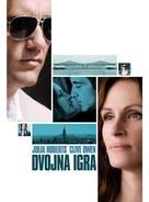 Duplicity - Slovenian Movie Poster (xs thumbnail)