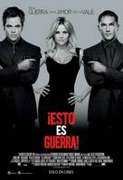 This Means War - Argentinian Movie Poster (xs thumbnail)