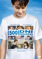 (500) Days of Summer - Polish Movie Cover (xs thumbnail)