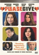Please Give - Movie Cover (xs thumbnail)