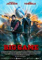 Big Game - Finnish Movie Poster (xs thumbnail)