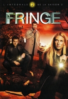 """Fringe"" - French DVD cover (xs thumbnail)"
