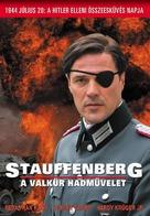 Stauffenberg - Hungarian DVD cover (xs thumbnail)