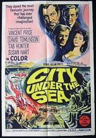 The City Under the Sea - Australian Movie Poster (xs thumbnail)