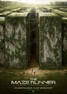 The Maze Runner - Dutch Movie Poster (xs thumbnail)