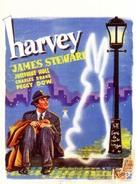 Harvey - Belgian Movie Poster (xs thumbnail)