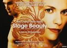 Stage Beauty - British Movie Poster (xs thumbnail)