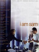 I Am Sam - For your consideration poster (xs thumbnail)