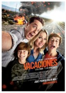 Vacation - Argentinian Movie Poster (xs thumbnail)