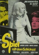 Term of Trial - German Movie Poster (xs thumbnail)