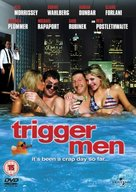 Triggermen - British DVD cover (xs thumbnail)