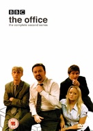 """""""The Office"""" - British DVD movie cover (xs thumbnail)"""
