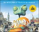 Rango - Danish Movie Poster (xs thumbnail)
