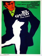 The Knack ...and How to Get It - Cuban Movie Poster (xs thumbnail)