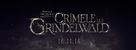 Fantastic Beasts: The Crimes of Grindelwald - Romanian Logo (xs thumbnail)