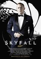 Skyfall - Portuguese Movie Poster (xs thumbnail)