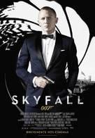 Skyfall - Portuguese Movie Poster (xs thumbnail)