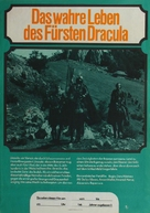 Vlad Tepes - German Movie Poster (xs thumbnail)