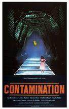 Contamination - Italian Movie Poster (xs thumbnail)