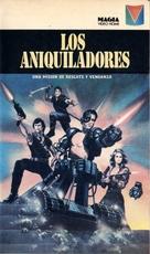 Eliminators - Argentinian Movie Cover (xs thumbnail)