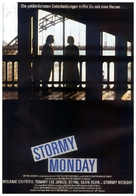 Stormy Monday - German Movie Poster (xs thumbnail)